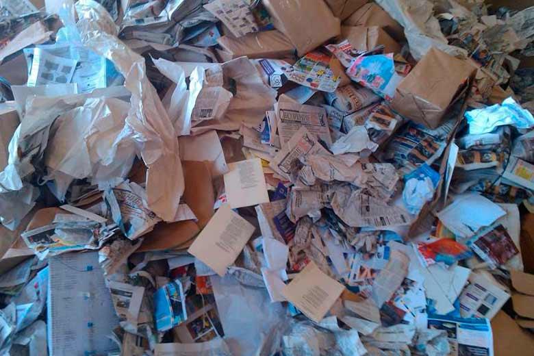 Сдать отходы типографии по высокой цене в Киеве