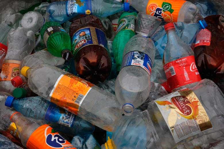 Сдать ПЭТ бутылки дорого в Киеве