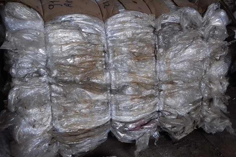 Сдать отходы стрейч-пленки дорого в Киеве